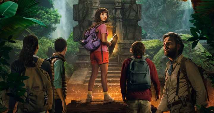 NEW TRAILER FOR DORA AND THE LOST CITY
