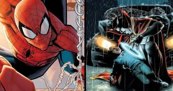 Amazing Spider-Man, Doctor Strange Previews Provided By Marvel