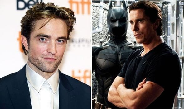"Christian Bale Thinks Robert Pattinson Will Be ""Interesting Batman"""
