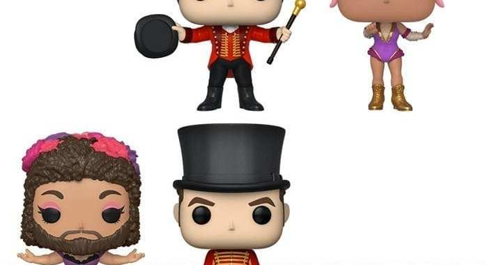 Funko' Greatest Pop Figures: The Greatest Showman Is On Stage