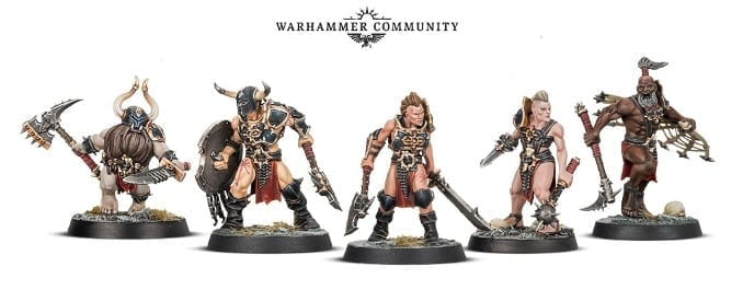 GAMES WORKSHOP REVEALS UPCOMING 'WARCRY' AND 'NECROMUNDA' RELEASES