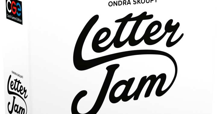 Letter Jam – A Cooperative Word Game