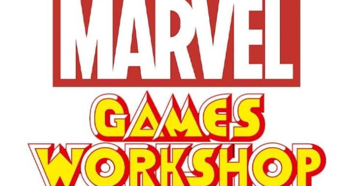 Marvel and Games Workshop Team Up to Publish Warhammer Comics