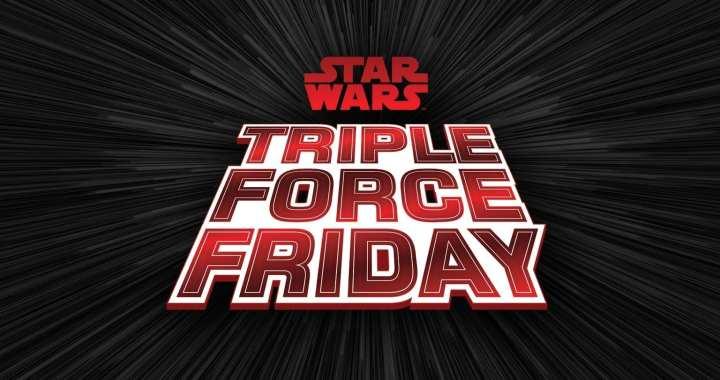 Triple Force Friday Highlights PT2: New Star Wars Funko Pops!