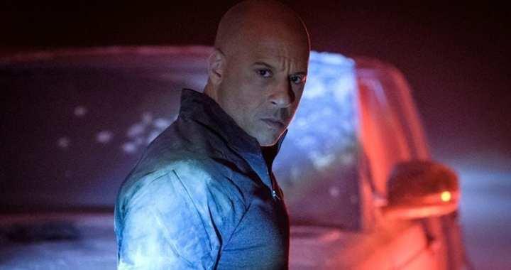 First Trailer for Sony's Bloodshot Starring Vin Diesel Released