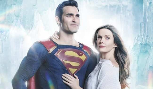 CW DEVELOPING 'SUPERMAN & LOIS LANE