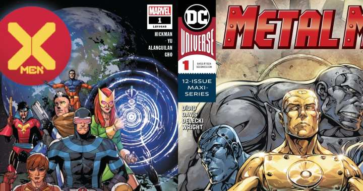 Five New Comics For October 16th
