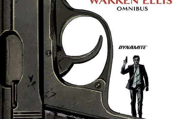 Warren Ellis' James Bond Coming Back to Comic Shops