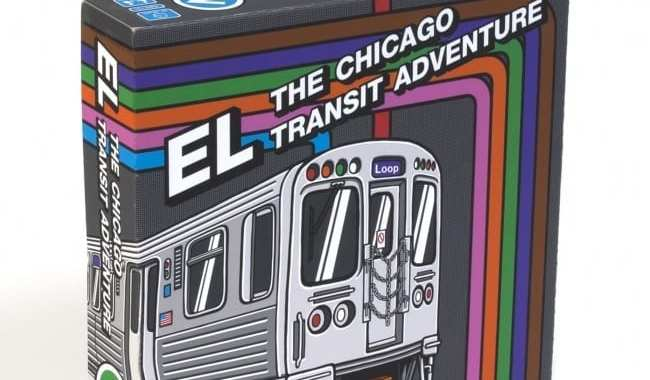 HOP ABOARD THE 'EL: THE CHICAGO TRANSIT ADVENTURE'