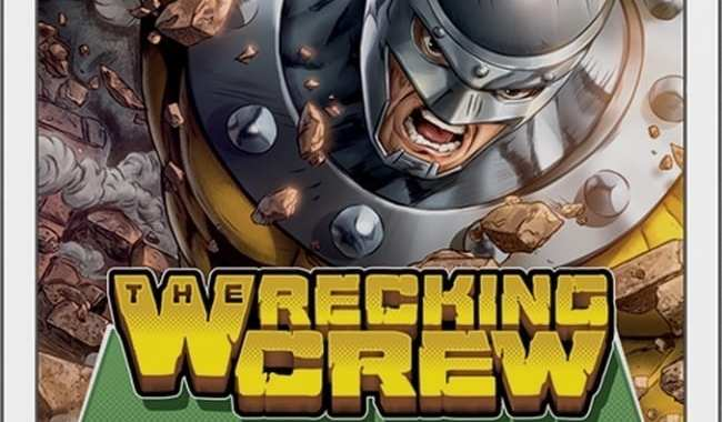 'THE WRECKING CREW' CRASHES INTO 'MARVEL CHAMPIONS: THE CARD GAME'