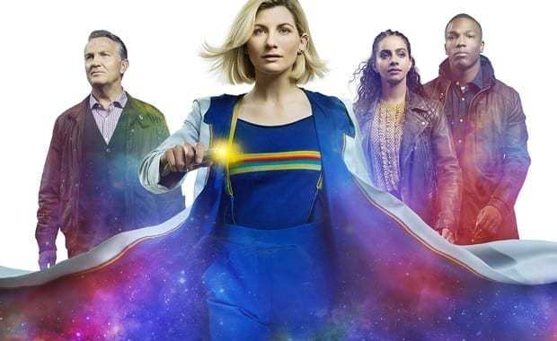 Doctor Who Season 12 To Premiere on New Year's Day