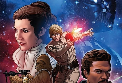 PREVIEWS Prevue: Star Wars #1 from Marvel