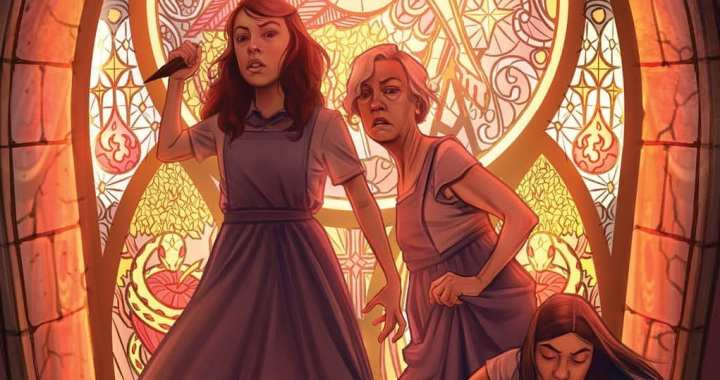 The Most Important New Buffy Character Ever Makes Their First Appearance in April