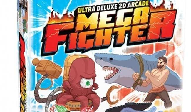 RELIVE ARCADE BATTLES WITH 'ULTRA DELUXE 2D ARCADE MEGA FIGHTER