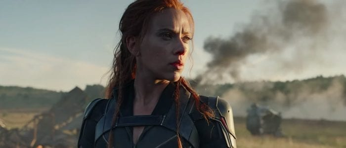 Check Out  Black Widow's Special Look