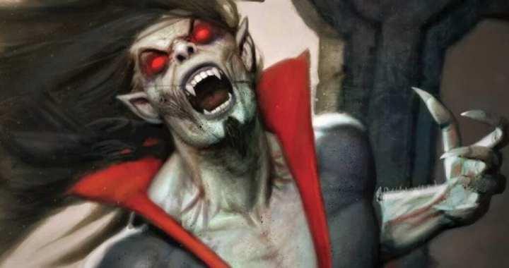 Sony's Morbius Teaser Trailer Released!