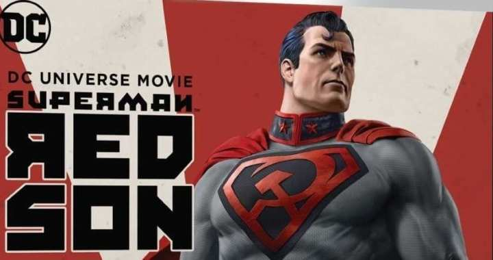 Trailer For Superman: Red Son Released