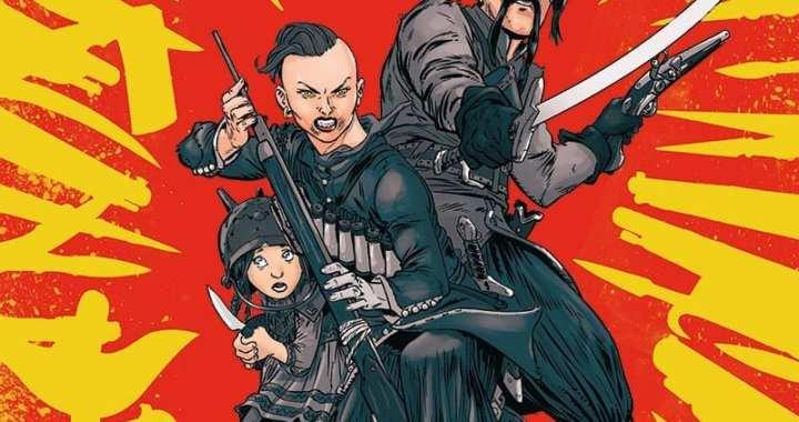 Vault Announces Hundred Wolves by Award-winning Fantasy Novelist Myke Cole & Artist Tony Akins