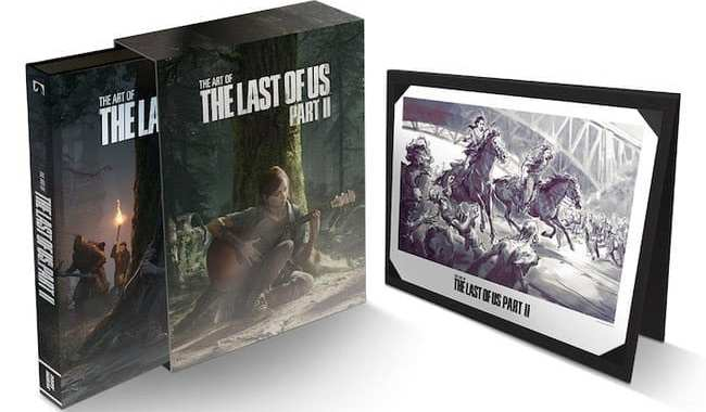 Dark Horse Books Presents a Detailed Look at The Art of The Last of Us Part II