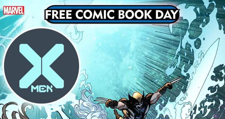 Marvel Reveals Cover Art for Two Action-Packed Free Comic Book Day Titles