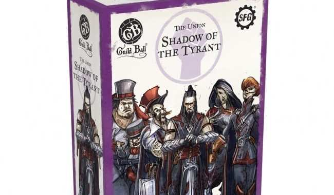 NEWS THE UNION DOUBLES DOWN FOR 'GUILD BALL
