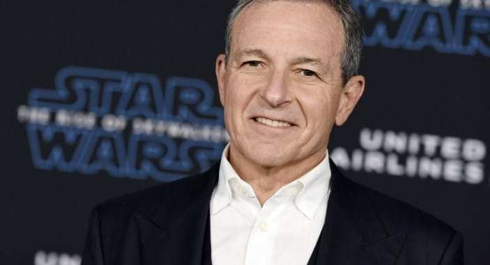 Disney CEO Bob Iger steps down in surprise announcement as Bob Chapek steps in