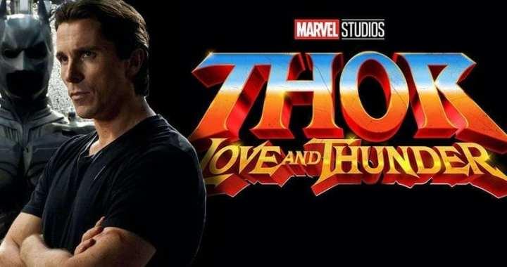 Thor: Love & Thunder – Christian Bale to Play 'Otherworldly' Marvel Villain