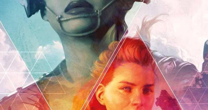 Titan Reveals New Horizon Zero Dawn Comic Series