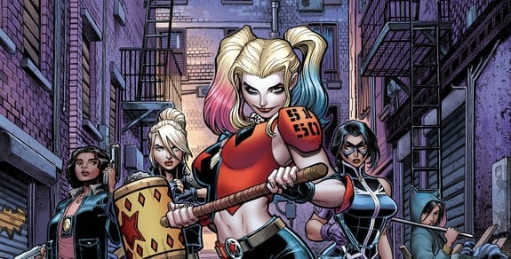 HARLEY QUINN AND THE BIRDS OF PREY #2 Delayed By Four Weeks