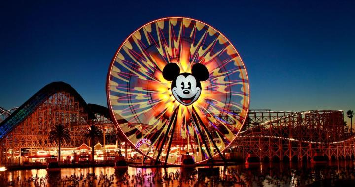 Disney Closes California Theme Parks Til End Of Month