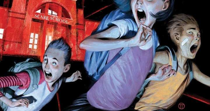 Disney+ Greenlights Just Beyond Series Based on Graphic Novels by R.L. Stine