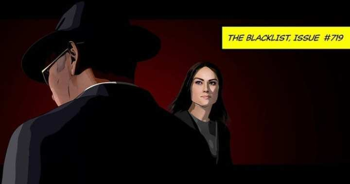 'The Blacklist' Turns to Animation to Complete Season Finale