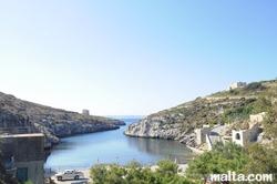 Mgarr Ix Xini A Beautiful Beach In Gozo