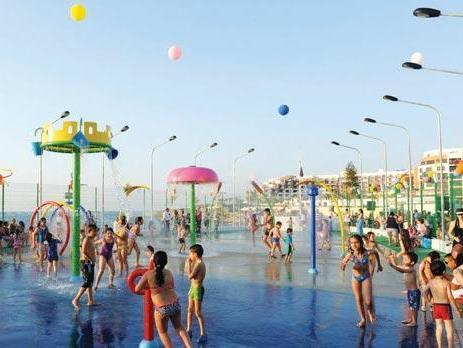 bugibba waterpark malta