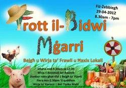 Frott Il Bidwi Mgarri The Mgarr Farmer Local Fruits