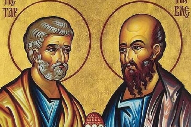 29 Haziran - Saint Peter ve Saint Paul Günü Kutlu Olsun