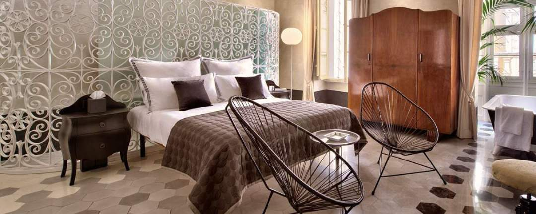 Casa Ellul is one of the most luxurious Valletta hotels.