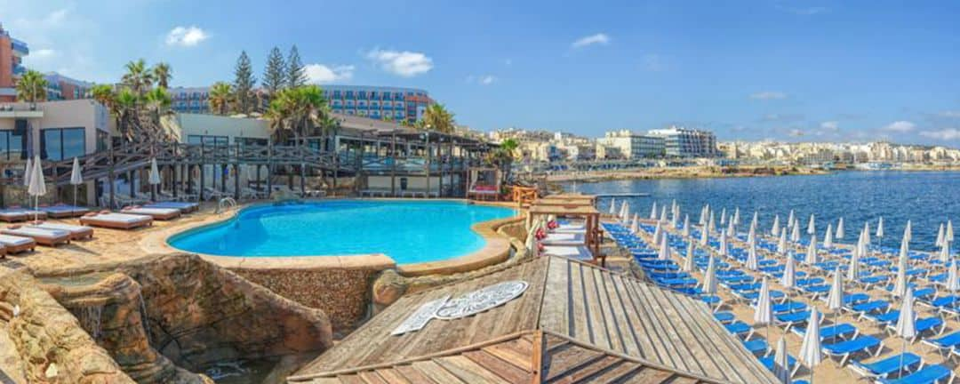 Best Hotels In Buġibba Qawra And St Paul S Bay For 2019