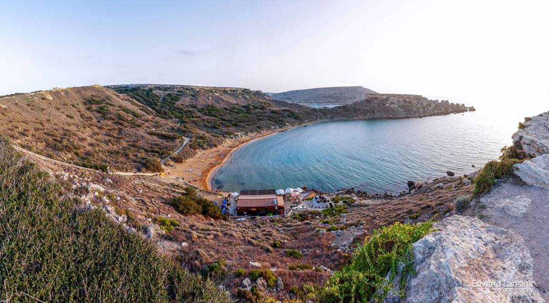 Għajn Tuffieħa Bay - One of Malta's best beaches
