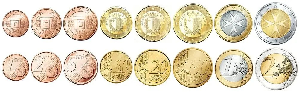 The Euro is the currency used in Malta.