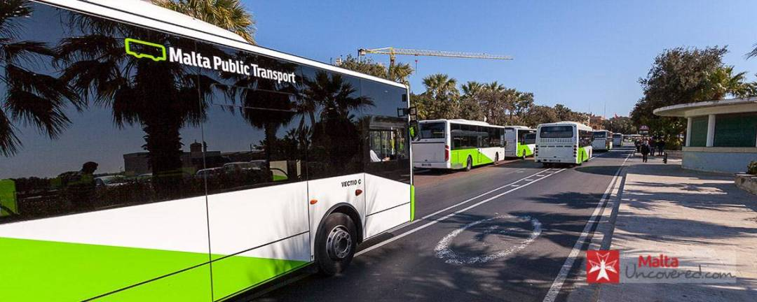 Malta's Public Transport is based on a system of route buses.