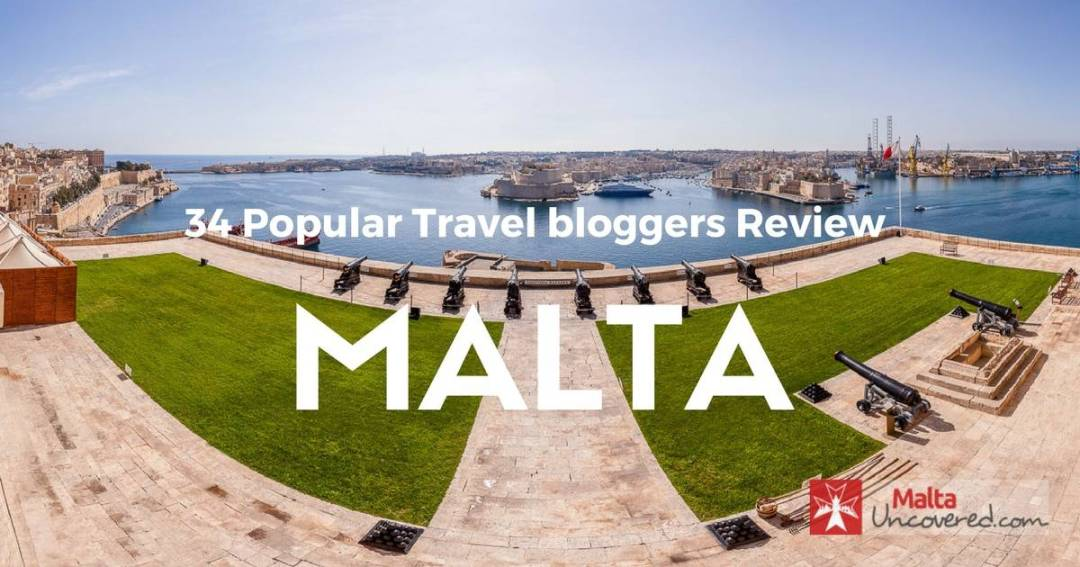 Get objective reviews of Malta from travel bloggers.