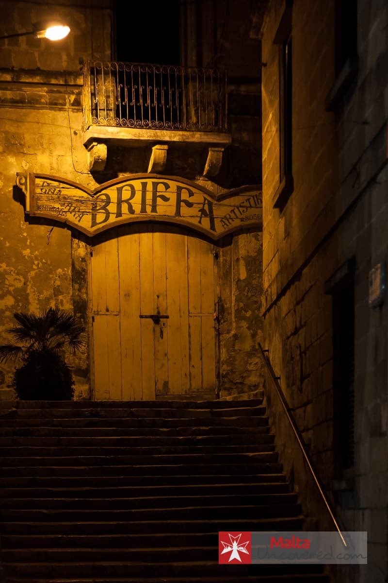 Old shop sign in Birgu.