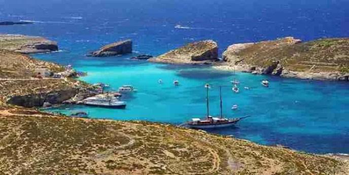 maltaway blue lagoon sail