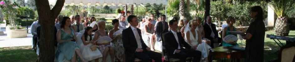 Villa Gardens Weddings