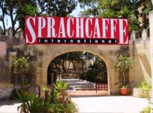 Sprachcaffe Malta Giriş Kapısı