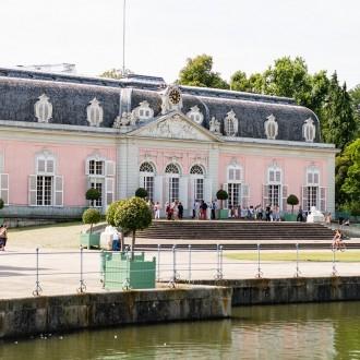 Brautpaar Shooting Heiraten Im Schloss Benrath Hochzeitsfotograf