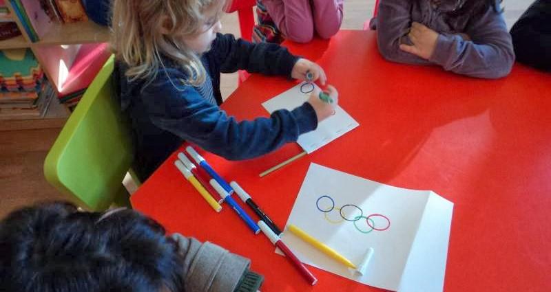 Μιλώντας για τους Ολυμπιακούς Αγώνες