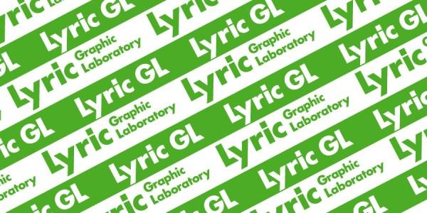 Lyric Graphic Lab. logo mark