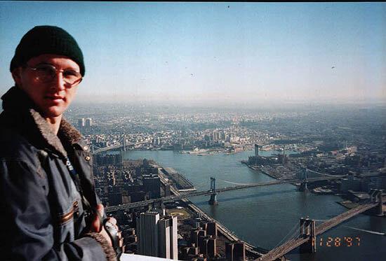11 eylül ikiz kuleler turist fotoğrafı